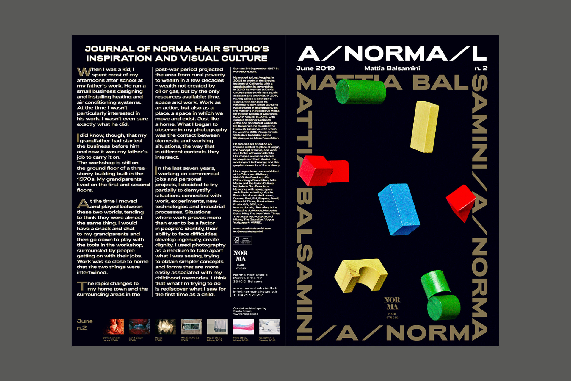 Eremo A/NORMA/L
